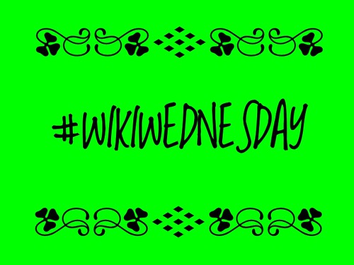 Buzzword Bingo: #WikiWednesday is the hashtag used for all things 'wiki' on Wednesdays