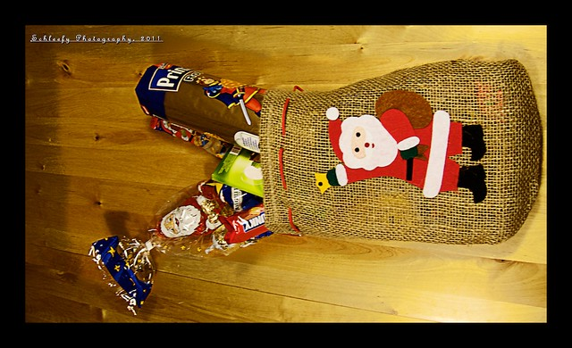 #352/365 Christmas Lolly Bag