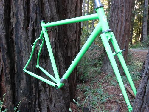 Team Freewheel Shop Bike by huntercycles