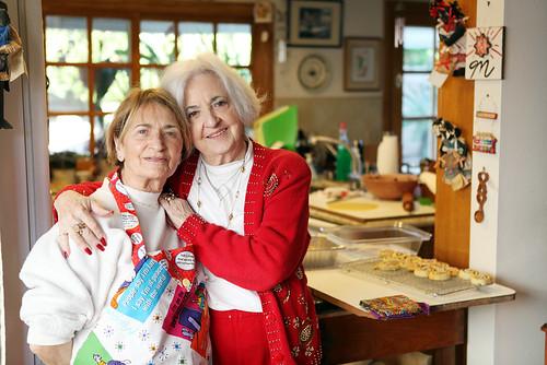 Aunt Marie & Nana