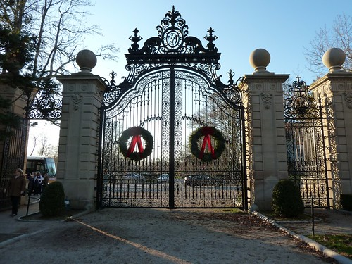 Entrance Gate During Daylight