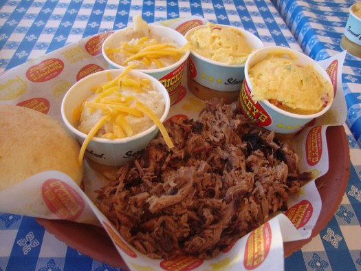 Dickey's Barbecue, Laurel MS