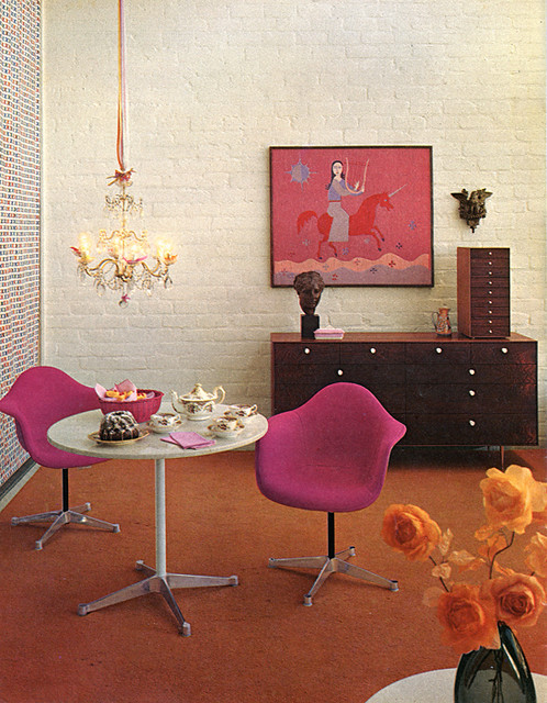 Dining/Living Room (1962)