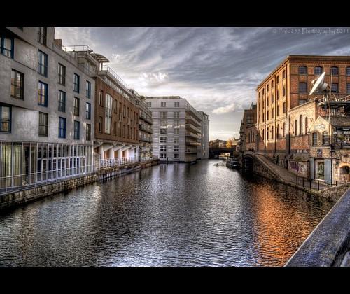 Regents Canal Camden Lock