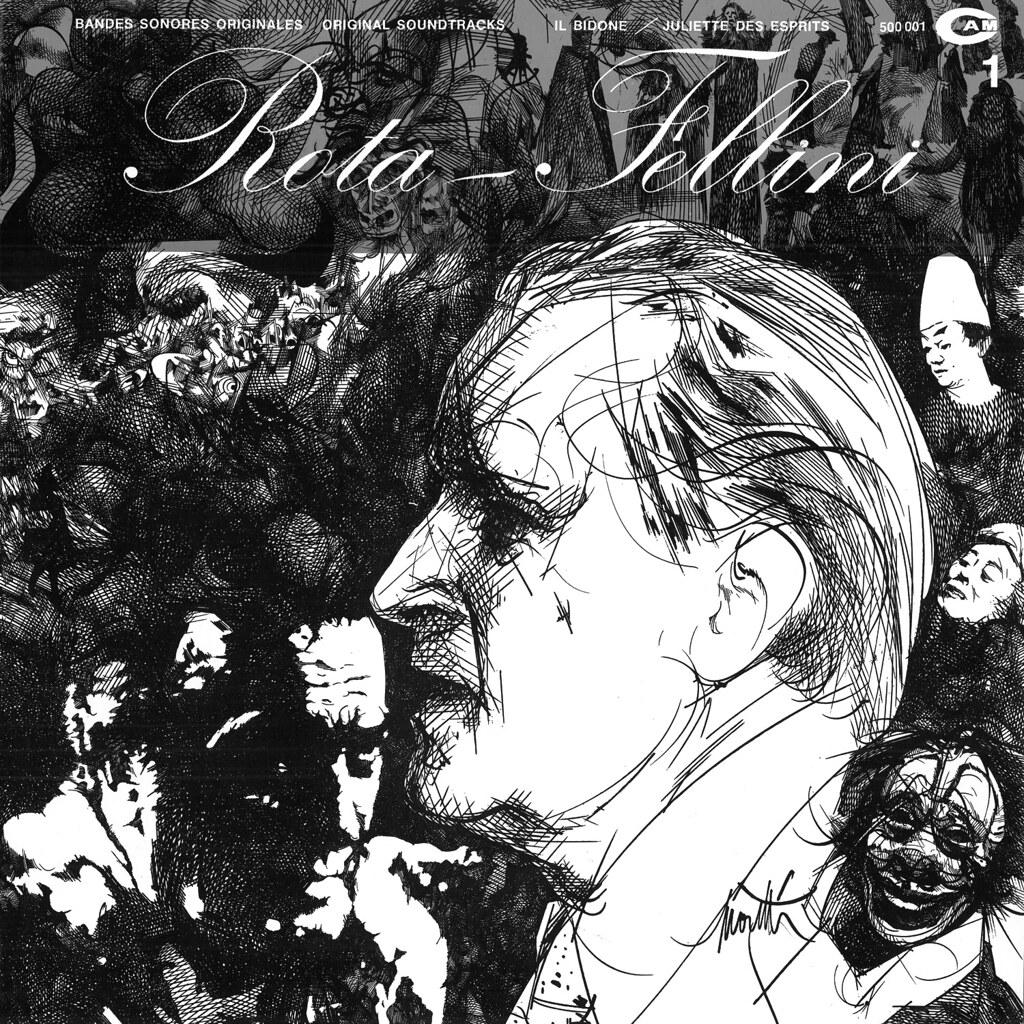 Nino Rota - Il bidone - Giulietta degli spiriti