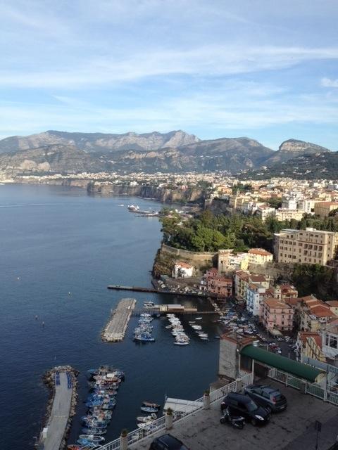 More views of Sorrento's coastline