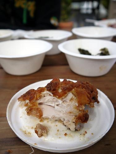 Thomas Keller's Addendum, Yountville - Buttermilk Fried Chicken-2
