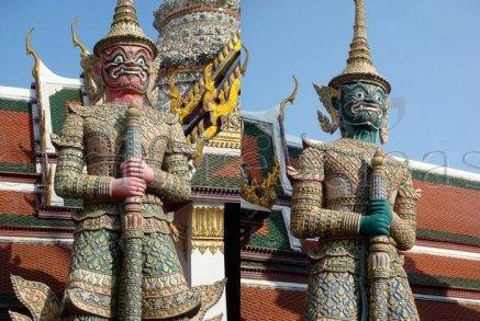 Bangkok - Palatul regal