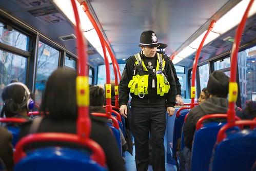 Day 8 - Safer Travel Police on Birmingham buses - West Midlands Police by West Midlands Police