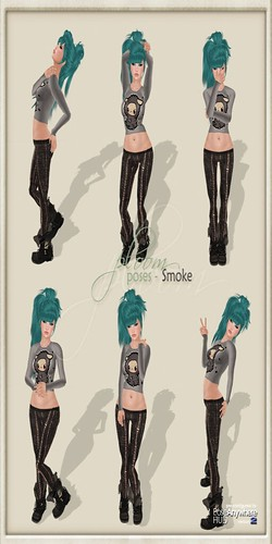 Smoke Poses by Ploom @ The Deck