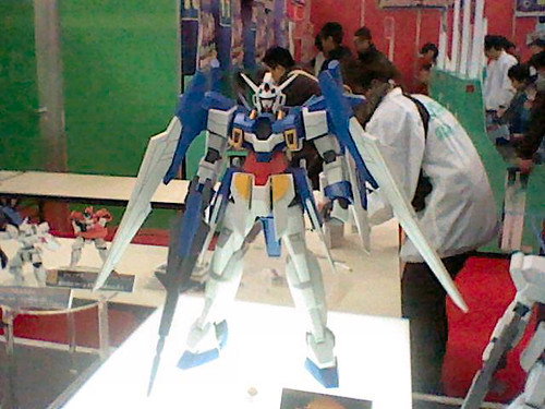 1 48 Mega Size Gundam Age-2 Normal Model Kit Sneak Preview (2)