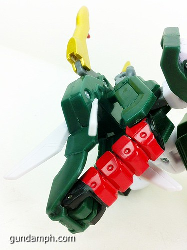 SD Gundam Online Capsule Fighter ALTRON Toy Figure Unboxing Review (34)