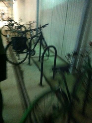 White House Bike Racks.