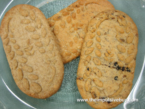 Belvita Breakfast Biscuits Closeup