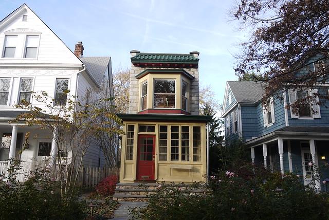 House, Roland Park