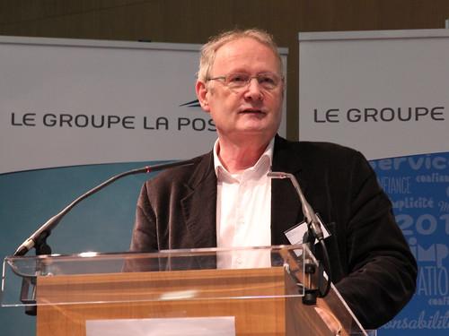 Marc Giget, IESCI