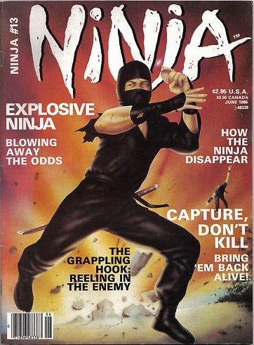 Ninja mag 13