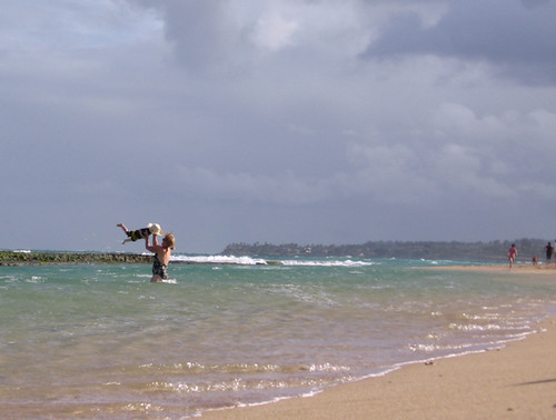 Baby Beach - December 5, 2011