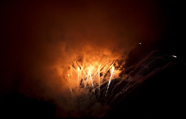 Fireworks [UiO 200 jubilee] #01