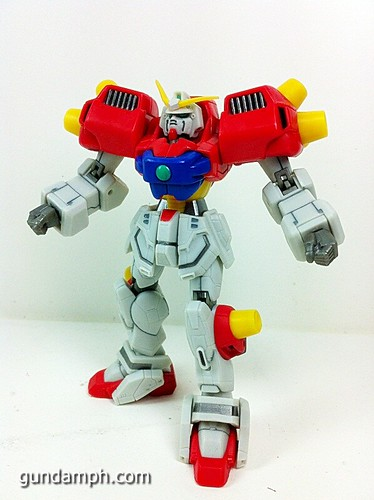 MSIA Devil Gundam First Form Unboxing Review Huge (36)