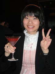 Machiko and her Dragontini