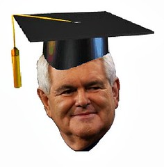 Newt: Every Student Must Work, Like I Didn't