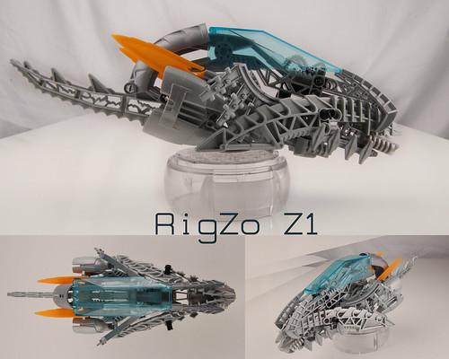 RigzoZ1 -starfighter