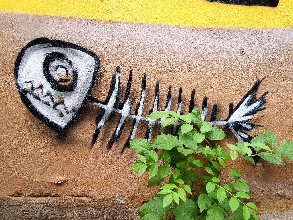 street art krakow