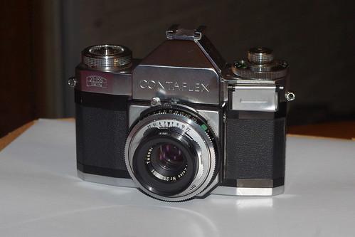 Ancient camera
