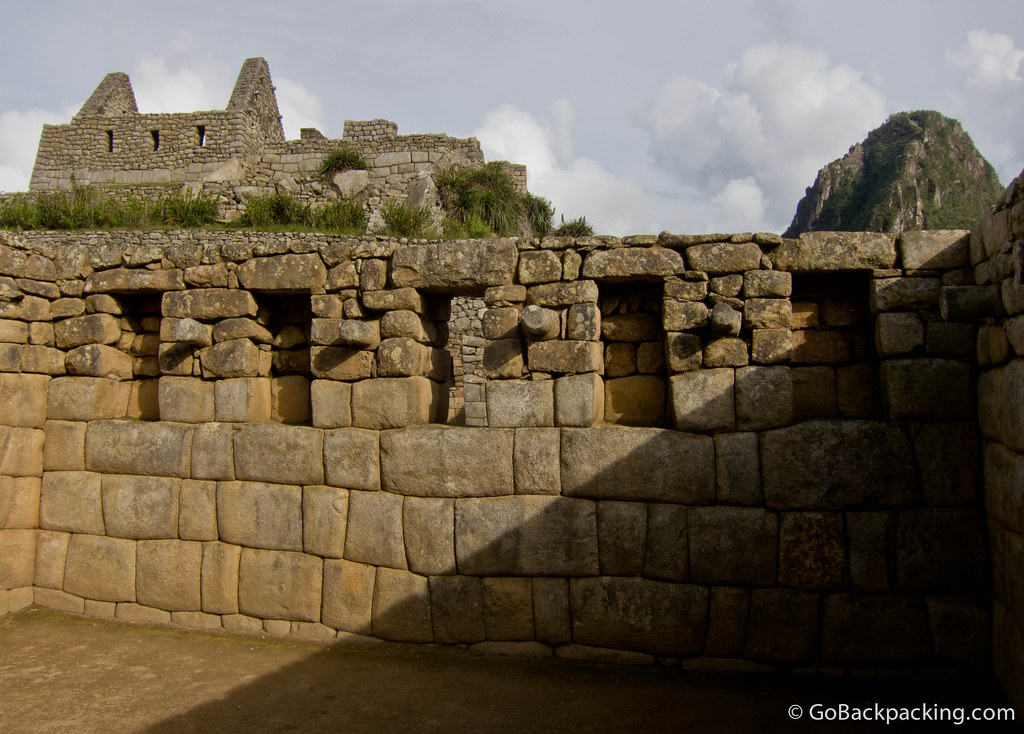 The Incas were masterful stoneworkers