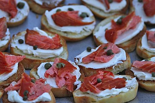 Salmon Crostini 03