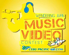 Cebu Pacific Wandering Juan Video Contest