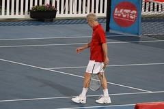 WTC Adelaide - John McEnroe