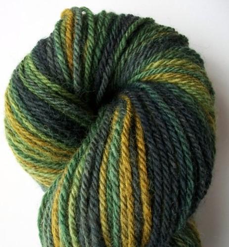 Handspun BFL yarn