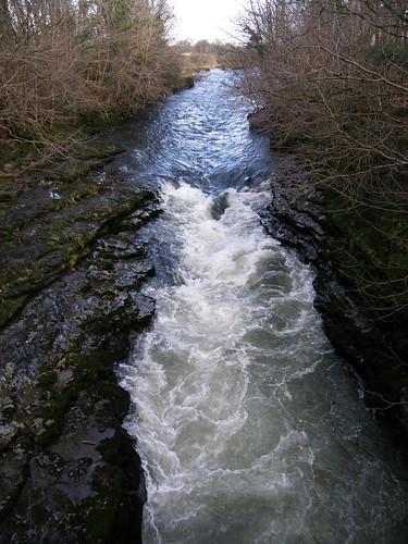 By Hawes bridge