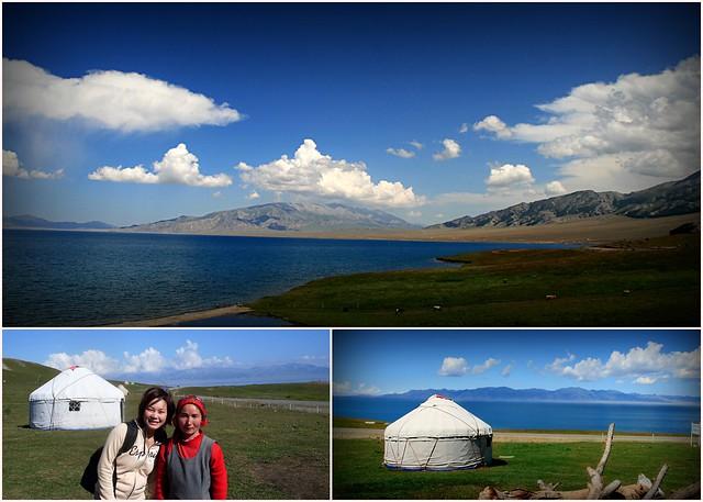 Sayram Lake, Xinjiang