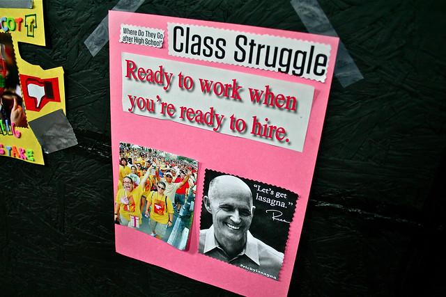 A Jobless Struggle
