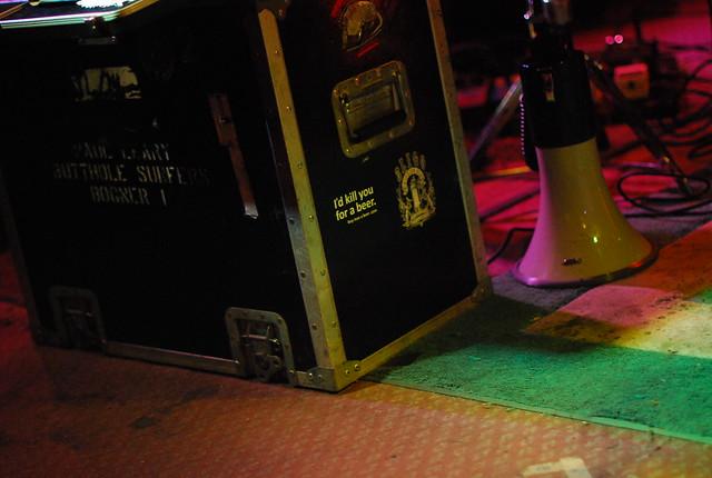 bad machine tour: scott h. biram