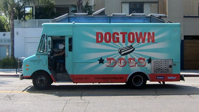 the dogtown dogs truck