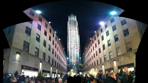 Rock Center Holiday Meltdown