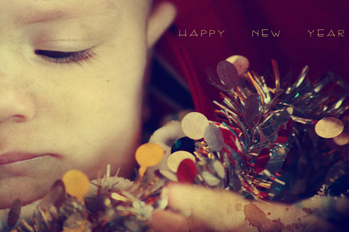 Happy New Year by Rossella Sferlazzo