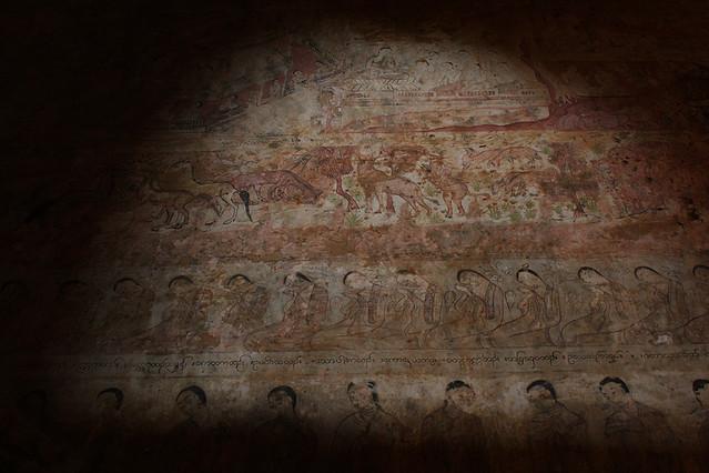 Murals - Bagan