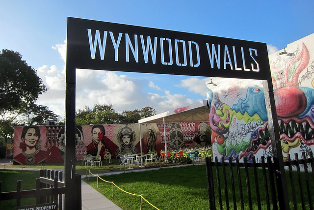 Miami - Wynwood: Wynwood Walls