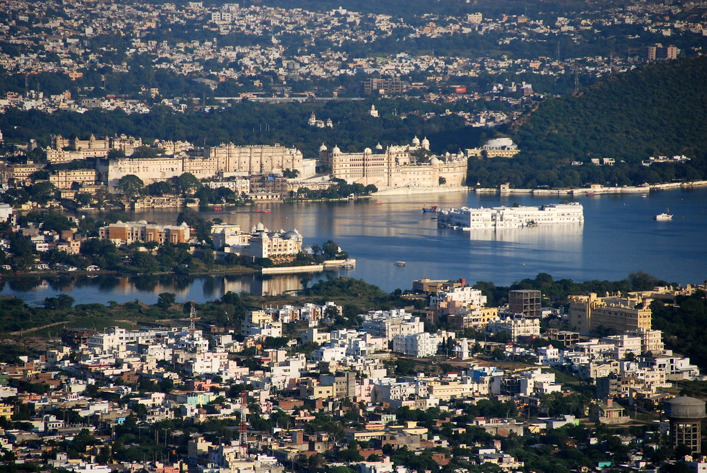 Monsoon Palace, Udaipur, India