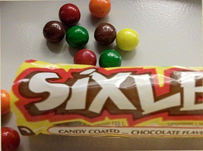 sixlets by Junk Food Critic