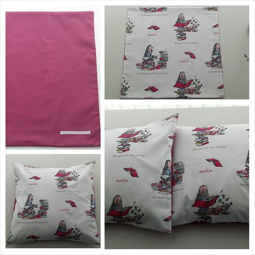 Matilda cushion covers