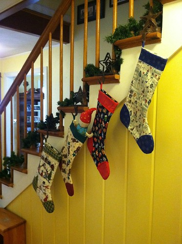 stockings 2011