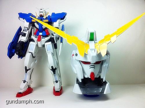 Banpresto Gundam Unicorn Head Display  Unboxing  Review (57)