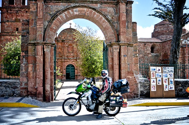 KLR 650 Trip Peru and Bolivia 452