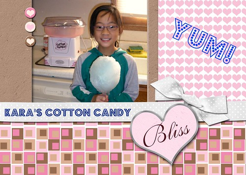 Kara's Cotton Candy
